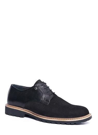 Pierre Cardin Bağcıklı Ayakkabı Siyah